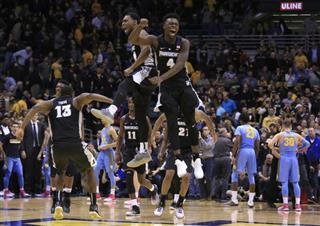 Providence Marquette Basketball