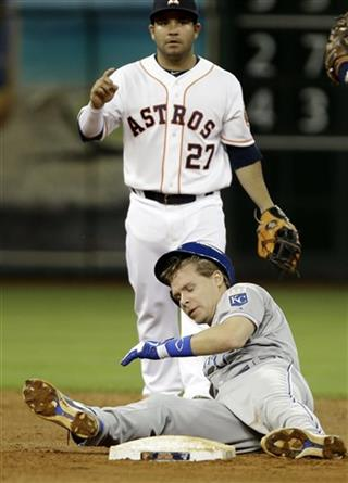 Chris Getz, Jose Altuve