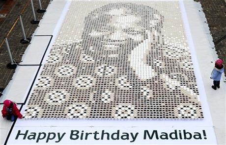 South Africa Mandela Birthday