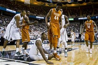 Texas Michigan St basketball