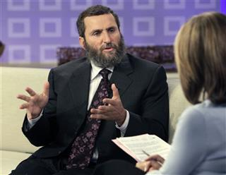 Rabbi Shmuley Boteach, Meredith Vieira