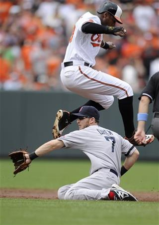 Adam Jones, Stephen Drew
