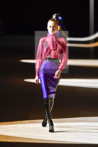 PFW: Yves Saint Laurent Fall-Winter 2020-2021 fashion show