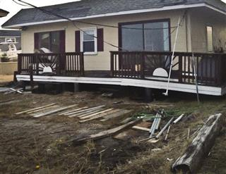 Superstorm Inherited Homes