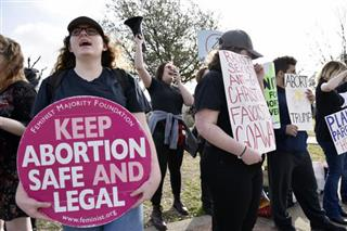 Planned Parenthood Protests