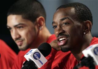Russ Smith, Peyton Siva