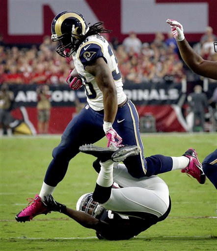 Todd Gurley, Jerraud Powers