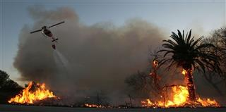 Riverside County Park Fire