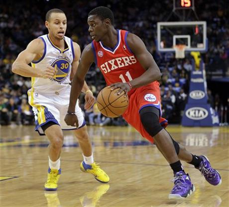 Jrue Holiday, Stephen Curry