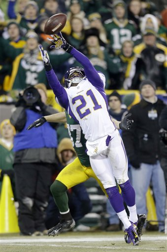 Josh Robinson, Jordy Nelson