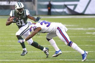 Jets Enunwa Sidelined Football