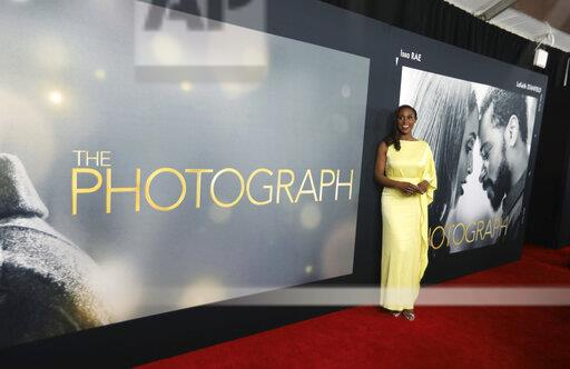 """World Premiere of """"The Photograph"""""""