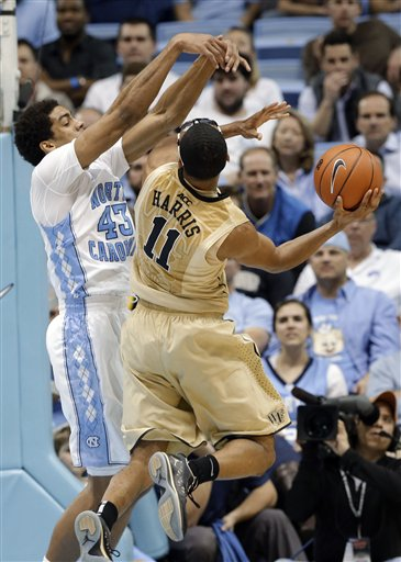 James Michael McAdoo, C.J. Harris