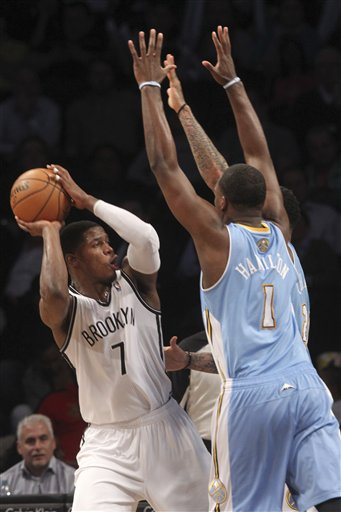 Jordan Hamilton, Joe Johnson