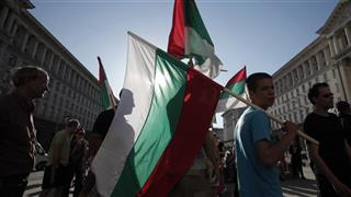 Bulgaria Elections Protest