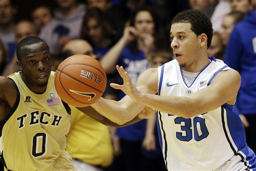 Seth Curry, Mfon Udofia