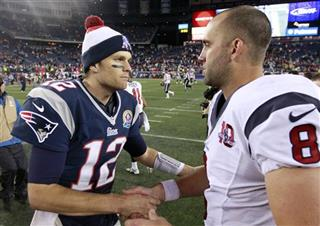 Tom Brady, Matt Schaub