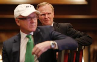 Woody Johnson, John Mara