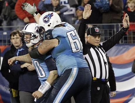 Jake Locker, Mike Otto