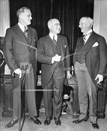 Associated Press Domestic News New York United States GOVERNORS OF NEW YORK 1933