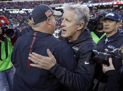 Chip Kelly, Pete Carroll