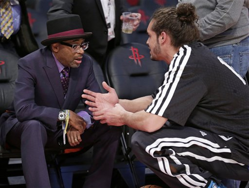 Spike Lee, Joakim Noah