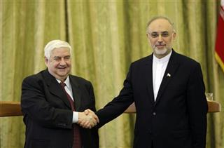 Walid al-Moallem, Ali Akbar Salehi