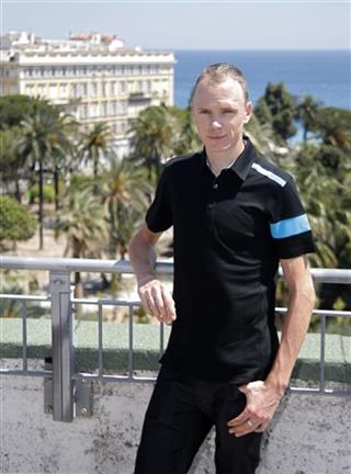 France Cycling Froome