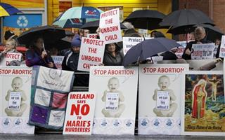 Britain Northern Ireland Abortion 