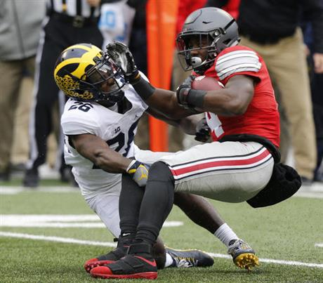Curtis Samuel, Jourdan Lewis