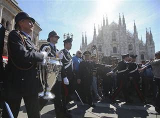 Italy Soccer Champions League Final
