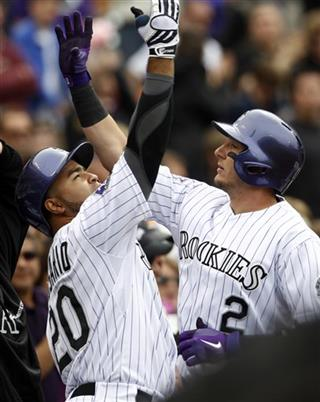 Wilin Rosario, Troy Tulowitzki
