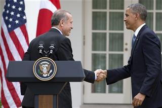 Recep Tayyip  Erdogan, Barack Obama