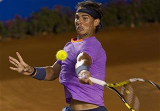 Rafael Nadal, Leonardo Mayer