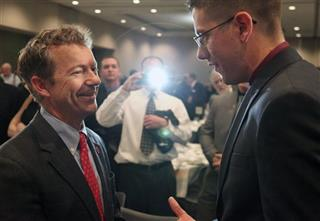 Rand Paul in Iowa