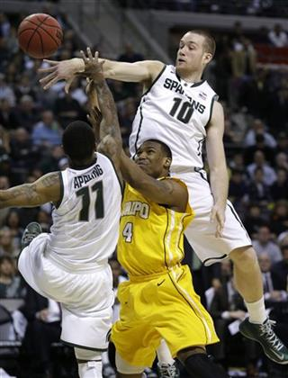 LaVonte Dority, Keith Appling, Matt Costello