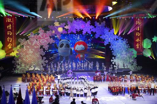 China Winter Olympics Mascot