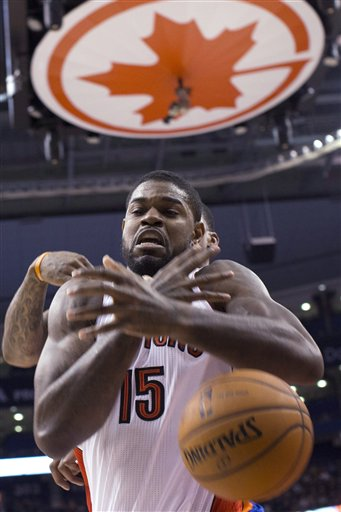 Amir Johnson;  Pablo Prigion