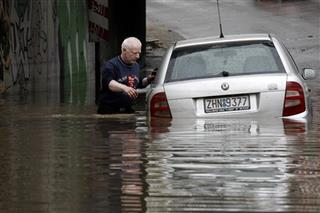 Greece Flooding