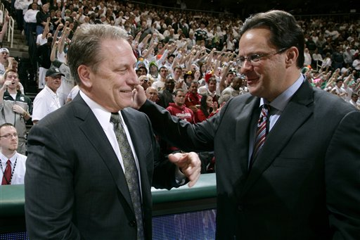 Tom Izzo, Tom Crean