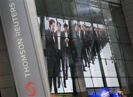 Thomson Reuters Job cuts