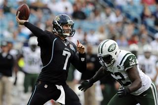 Chad Henne, David Harris