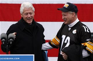 Mark Critz, Bill Clinton
