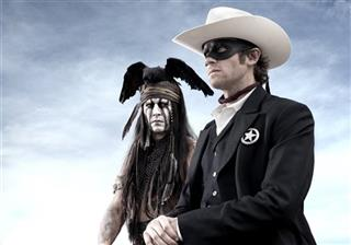 Johnny Depp Armie Hammer