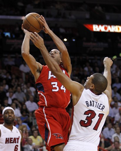 Devin Harris, Shane Battier