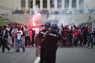 France Soccer PSG