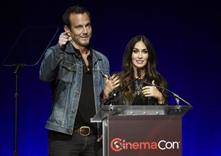 Will Arnett, Megan Fox