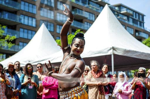 Netherlands: The Festival of the Chariots aka Ratha Yatra