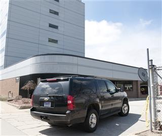 FBI investigates suspicious letter that arrived at U.S. Sen. Carl Levin's Saginaw office on Weds., April 17, 2013