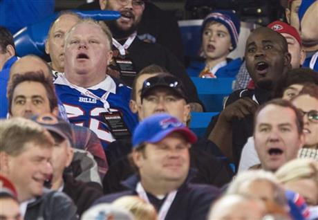 Rob Ford, Jerry Agyemang